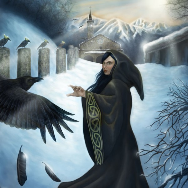 Priestess of the Crows