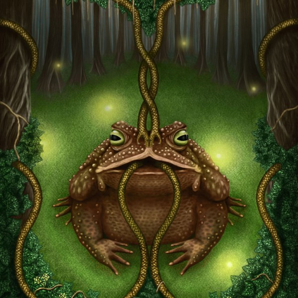 The Toad of Clairvoyance