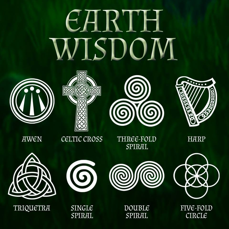 Earth wisdom oracle cards cristinascagliottiart earth wisdom oracle cards celtic symbols buycottarizona