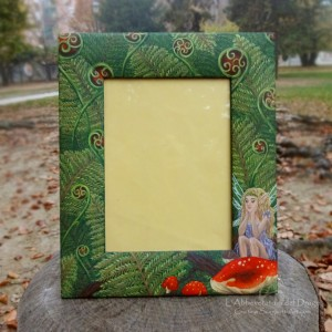 """Picture Frame """"Fairy&Ferns"""""""