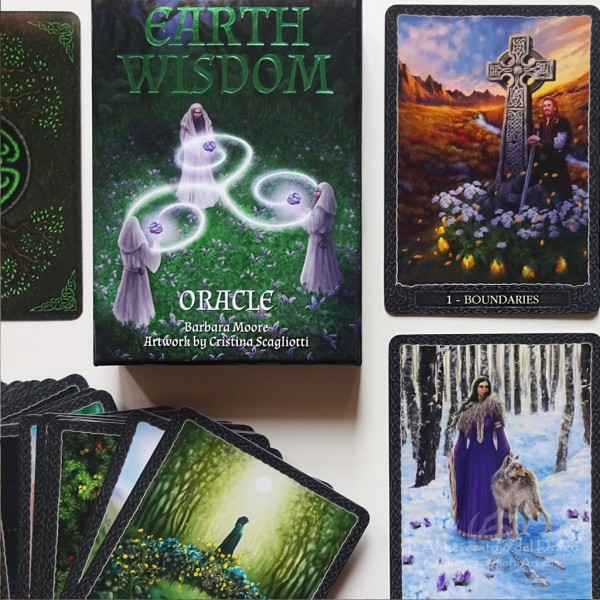 Earth Wisdom Oracle-Carte