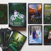 Earth Wisdom Oracle-Cards
