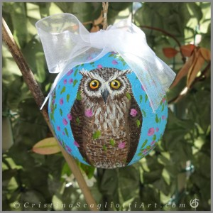 Ostara & Beltane Ball with Owl