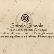 Pergamena Spirale Singola