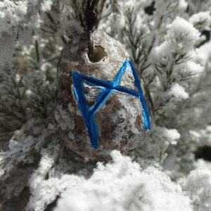 Bright Runes Pendants & Necklaces