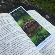"Bookmark ""The Toad of Clairvoyance"""""