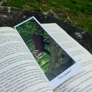 "Bookmark ""The Seeker"""