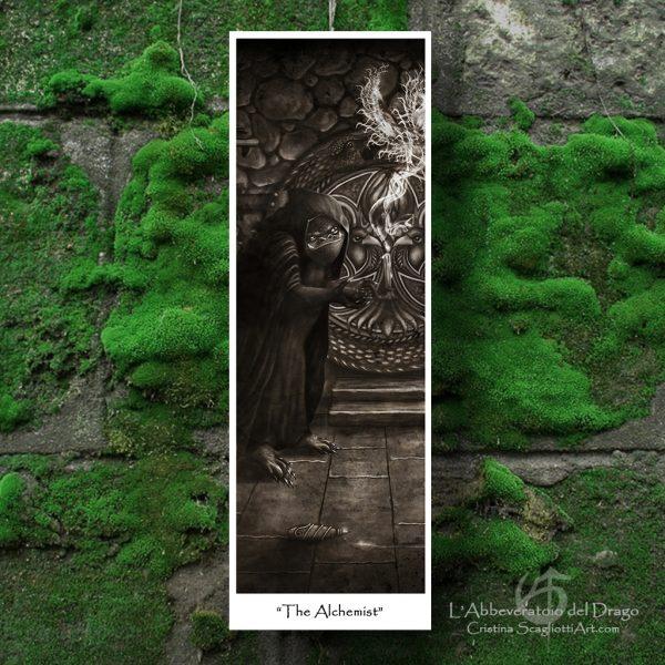 "Bookmark ""The Alchemist"""