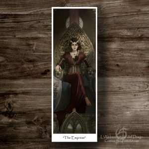 "Bookmark ""The Empress"""