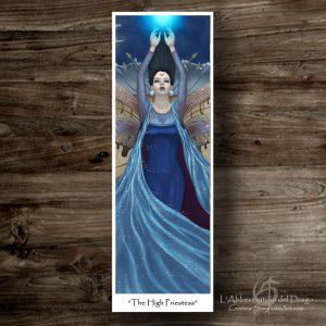 "Bookmark ""The High Priestess"""