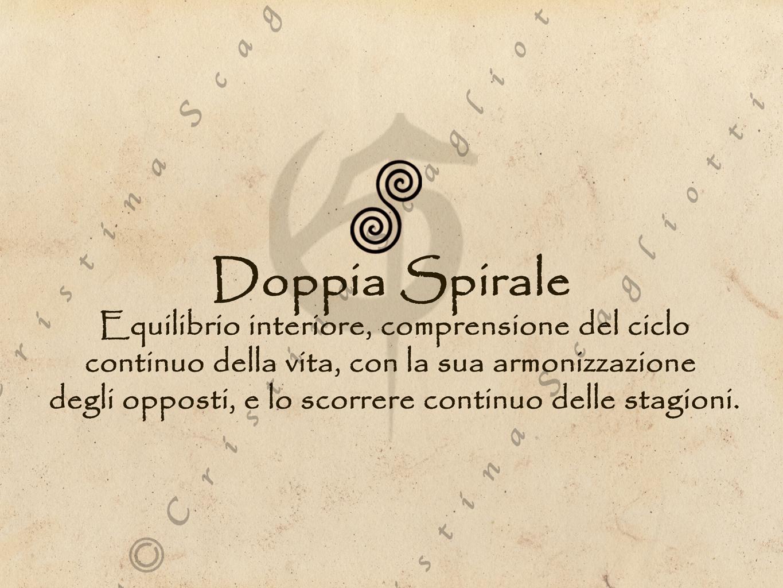 Magneti per Tende con Doppia Spirale - CristinaScagliottiArt