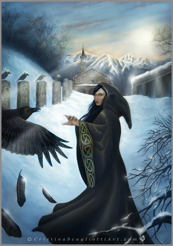 Priestess of the Crows