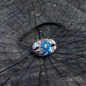 Bright Runes Bracelet