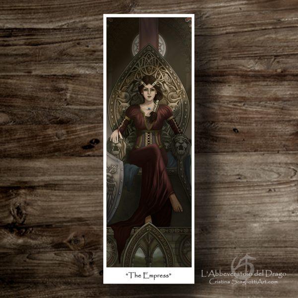 "Bookmark ""The Empress"""