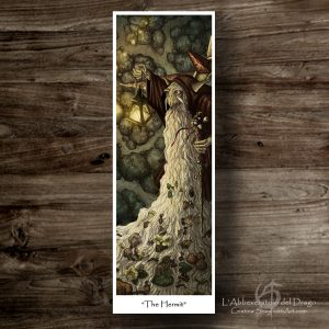 "Bookmark ""The Hermit"""